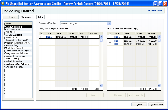 Accounts Payable Errors Accounting Client Errors Fixes In - Quickbooks invoice accounts receivable