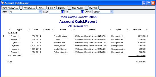 how to fix unbalanced trial balance in quickbooks