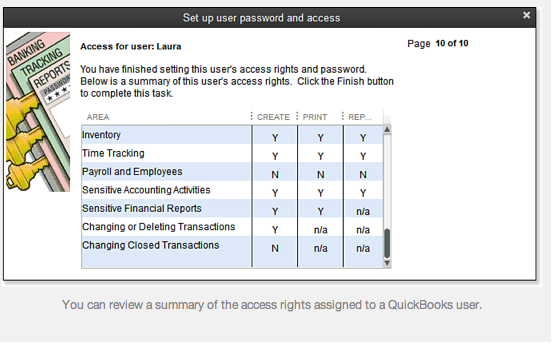 Additional Users in QuickBooks: Create & Set Permissions for