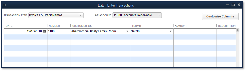 Simple Invoicing Excel Batch Entering Transactions In Quickbooks Accounting Shortcuts  Invoice Reminder Letter Word with Duplicate Invoice In Quickbooks Pdf Batch Entering Transactions In Quickbooks Accounting Shortcuts  Firm Of  The Future Invoice Template Free Excel