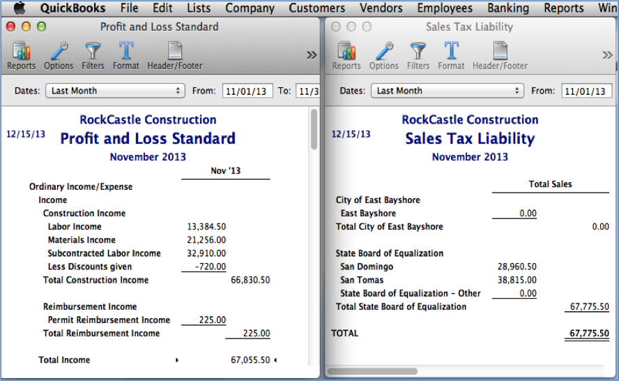 Finding And Fixing Sales Tax Errors In Quickbooks For Mac