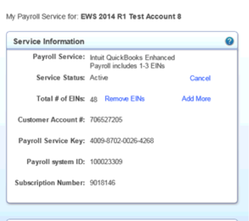 payroll number
